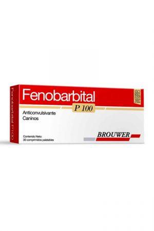 FENOBARBITAL 100mg Uso Veterinario