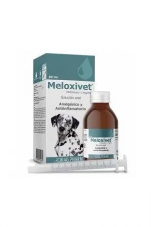 Meloxivet Suspension Oral Drag Pharma